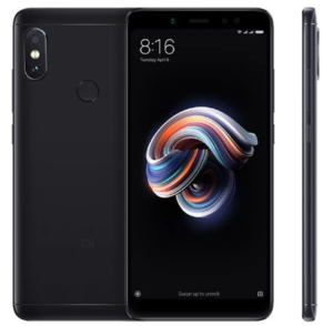 Смартфон Xiaomi Redmi Note 5 4